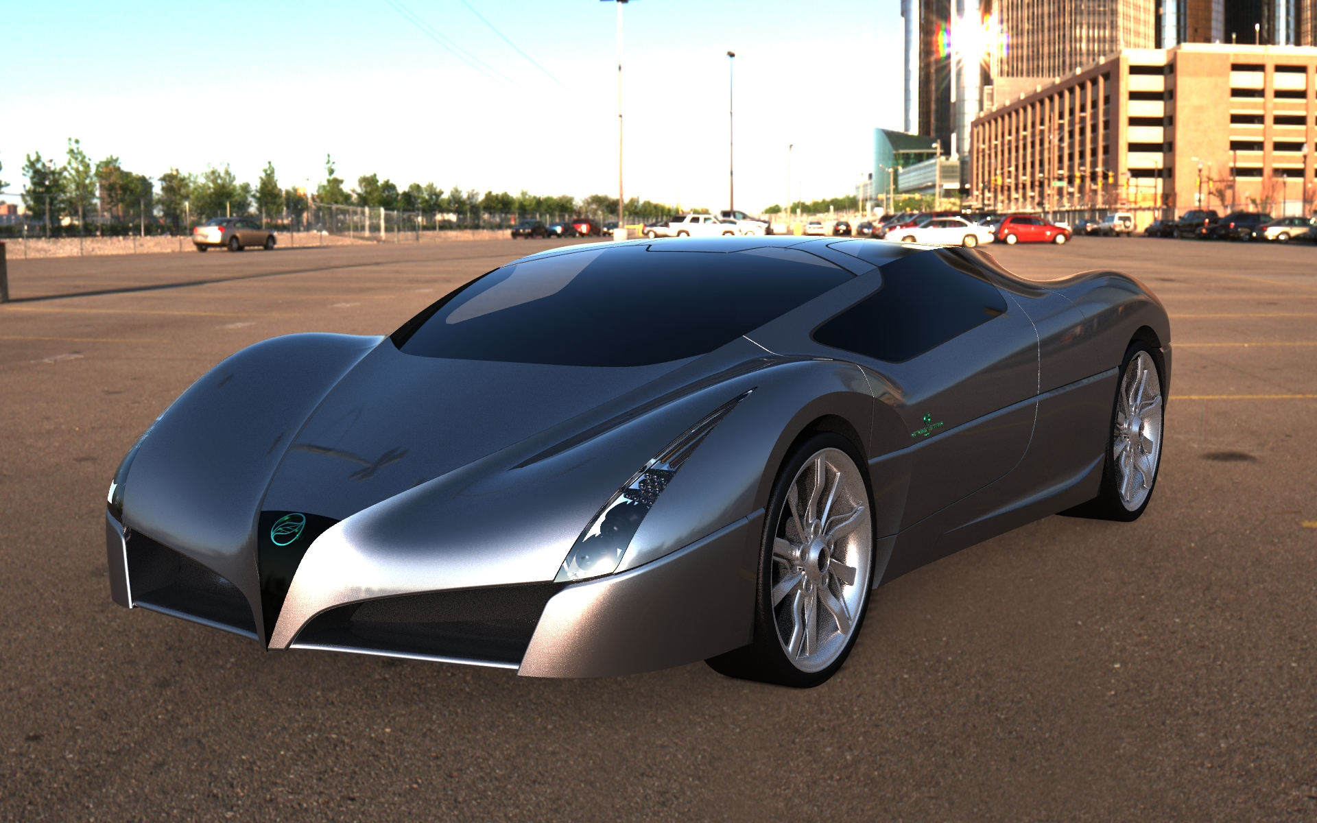 Steenstra GCM, Zero Emission Super Sports Cars