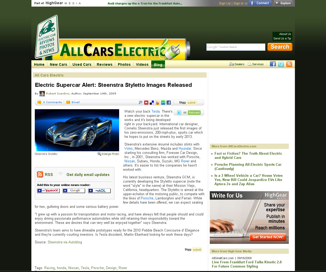 allcarselectric